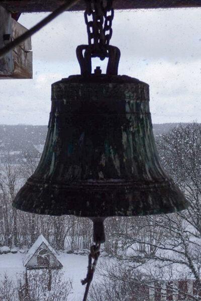 Muhu Katariina kiriku kell, foto autor Mai Meriste